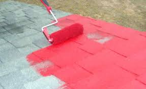 painting roof shingles shingle roof sealer cute asphalt roof shingles
