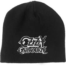 The 50 best band logos of all time. Ozzy Osbourne Logo Men S Beanie Hat Black Shop4sg Com