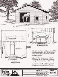 Garage Plans Blog - Behm Design - Garage Plan Examples: Garage Plans ...