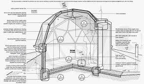 geodesic dome floor plans elegant next gen geodesic dome greenhouse free open source plans