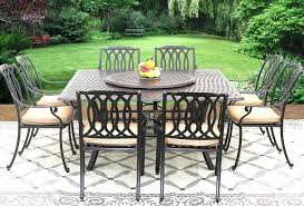 full size of outdoor patio table 8 person cast aluminum set dining chairs decorating glamorous 1