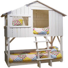 House Bunk Bed Kids Treehouse Bunkbed Mathy By Bols Cuckooland