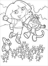 News, email and search are just the beginning. 19 Dora Coloring Pages Pdf Png Jpeg Eps Free Premium Templates