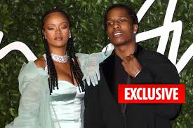 Rihanna admitted that she struggled to move on after her split from chris brown in 2009 following an incident of domestic violence, but asserted that she is now focused on the future. Rihanna Dating Rapper A Ap Rocky After Splitting From Billionaire Boyfriend Hassan Jameel