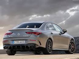 Cla 250, amg cla 35 and amg cla 45. Mercedes Benz Cla45 S Amg 4matic 2020 Pictures Information Specs