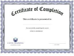 Certification Template Certificate Of Participation Cop Certificate Of