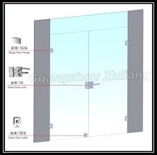 frameless glass door locks capital glass door commercial double glass doors double swing door view frameless frameless glass door locks