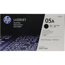 x 2 <b>Картридж HP</b> CE505D Dual Pack <b>Black</b> для <b>HP</b> LaserJet P2035 ...