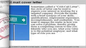 Top 7 Media Planner Cover Letter Samples Youtube