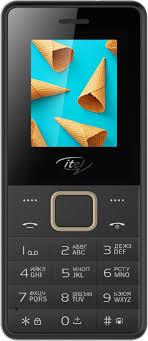 Мобильный <b>телефон itel IT2160</b> (черный)