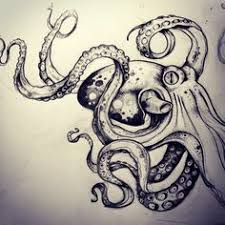 Small Picture kraken tumblr sketch Google Search octo Pinterest Kraken