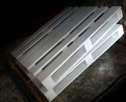 euro pallet furniture. Two Euro Pallets After Cleaning, Grinding, Brushing Pallet Furniture