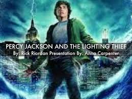 Lighting Thief Percy Jackson And The Lighting Thief By 41runkel