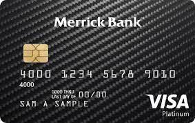 Credit card log in log in here to manage your loan. Merrick Bank Merrick Bank