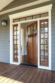 entrance doors with sidelights entry door with one sidelight exterior doors entry door sidelights entry