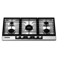 kitchenaid gas cooktop. kitchenaid kfgu766vss 36\ kitchenaid gas cooktop