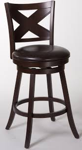 hillsdale bar stools. Home Interior: Impressive Hillsdale Furniture Bar Stools Napa Valley 40 In Dark Brown Cherry Finish