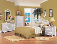 Wicker Bedroom Sets