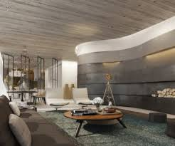A collection of dazzling penthouse interiors ...