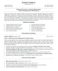 Marketing Manager Resume Examples – Armni.co