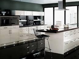 modern white and black kitchens. Plain Black Black And White Kitchen Decorating Ideas  Kitchens Pinterest Intended Modern White And Black Kitchens E