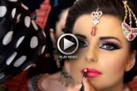 best ever indian stani bridal makeup tutorial video dailymotion