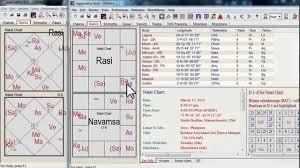 How To Use The Jagannatha Hora Software To Understand The Basics Of Astrology