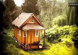 Small Picture Tiny House You Can Rent in Nelson BC Canada