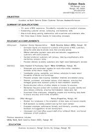 Resume Sample Customer Services Assistant With Regard To Samples Of