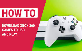 Download Xbox 360 Games to USB and Play ...
