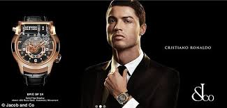 cristiano ronaldo spotted wearing jewel encrusted jacob co watch strike a pose ronaldo fronts the new advertising campaign for jacob co watches