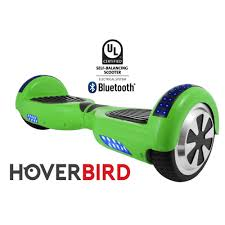 Gotrax Hoverboard Red Light Hoverbird Z1 6 5 Inch With Bluetooth Ul2272 Certified Led Lights Self Balancing Electric Scooter Hoverboard White