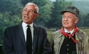 Petticoat Junction - Charles Lane & Byron Foulger - Sitcoms Online Photo  Galleries