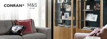 m and s furniture. Delighful Furniture Stylish Front Room With Wooden Shelving And Sofas Intended M And S Furniture Marks U0026 Spencer