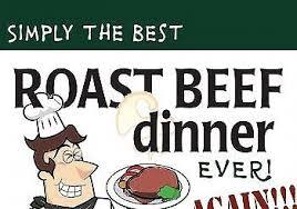 roast beef dinner clip art. Modren Art Listing Item Throughout Roast Beef Dinner Clip Art R