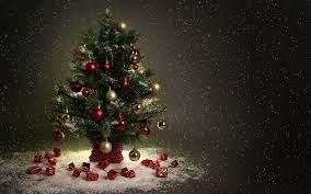 Beautiful Christmas Tree Hd Wallpapers ...