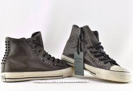 converse varvatos. converse x john varvatos chuck taylor studded - size 8 129647c high hi ct jv h