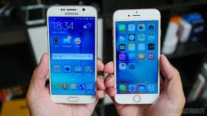 samsung galaxy s6 vs iphone 5s. samsung galaxy s6 vs iphone 6s aa (1 of 20) 5s