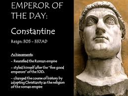 Constantine Quotes About Christianity Best of Was Christianity First Invented By The Roman Flavian Emperors Or By