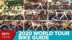 <b>2020</b> WorldTour Team <b>Bike</b> Guide | What's New In The Peloton ...