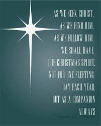Christmas Spirit Quotes Inspiration Lds Christmas Spirit Quotes Quotes