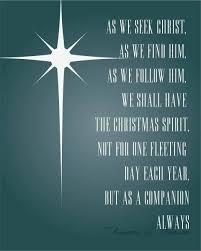 Christmas Spirit Quotes Inspiration Lds Christmas Spirit Quotes Quotes