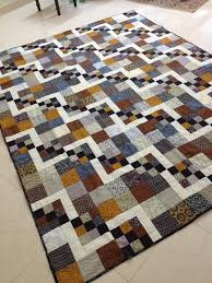 31 best Quilts: Guys images on Pinterest | Quilting ideas, Memory ... & extra pattern for men / man quilt Adamdwight.com