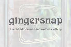 Gingersnap Bali Limited Edition Men Women Clothing
