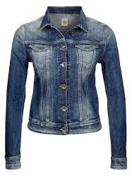 La veste en jeans