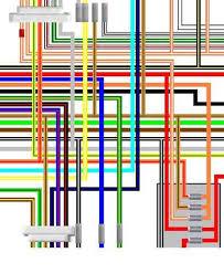 suzuki katana electrical wiring loom diagram suzuki katana wiring diagram suzuki gsx750 gsx1100 katana uk spec colour wiring diagram Suzuki Katana Wiring Diagram
