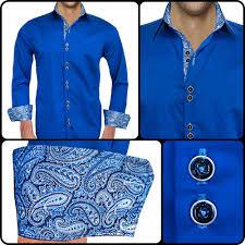 Mens Design Dress Shirts Mens Designer Dress Shirt Phantom