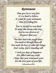 Retirement Speech Example Extraordinary Poem Is For That Person Who Has Worked Hard To Reach Retirement