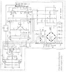 triode electronics on line schematics index organ amp 60w