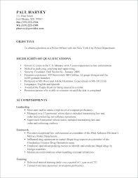 Warrant Officer Resume Examples Warrant Officer Military Police Impressive Military Police Description For Resume